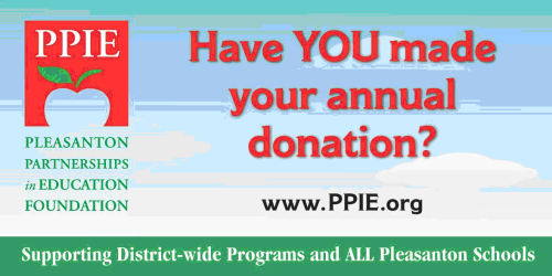 annual donation reminder